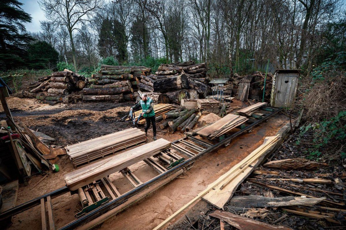 Bijeenkomst 'Verantwoord bouwen met hout. Hoe dan?'