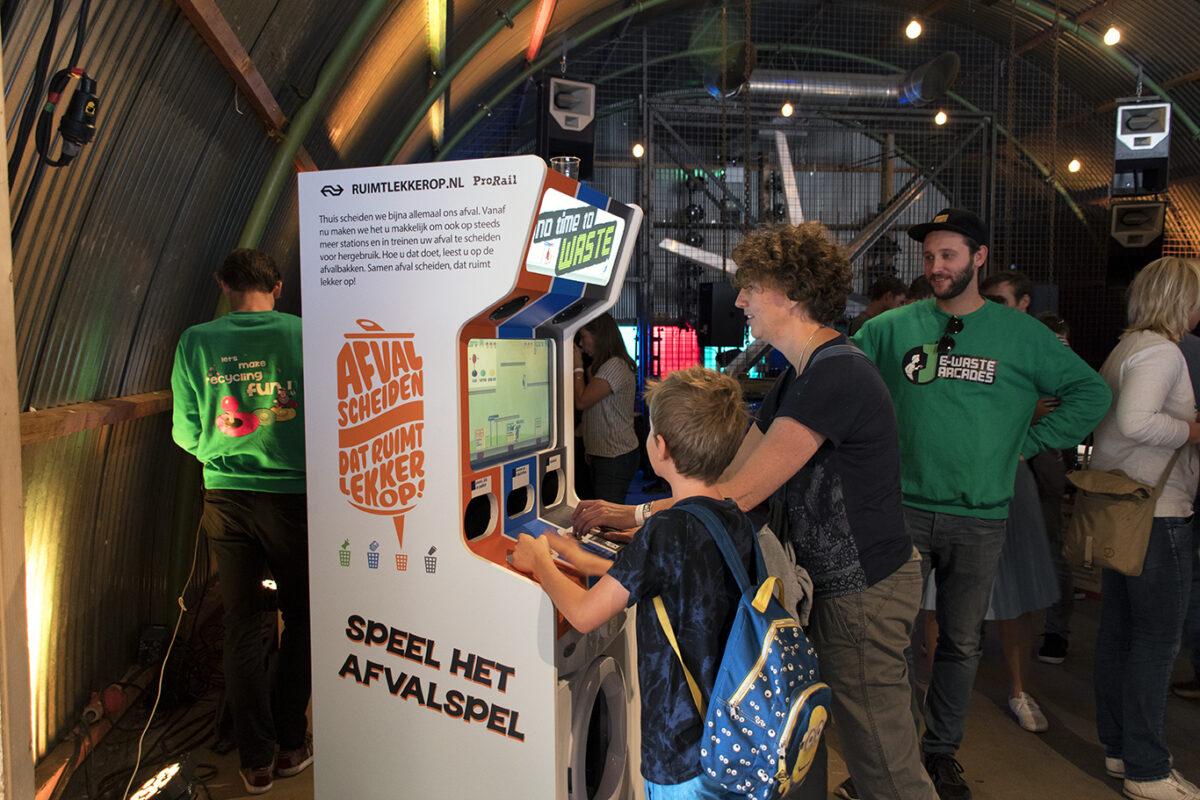 NMU levert circulaire bijdrage aan de Duurzame Week in Utrecht