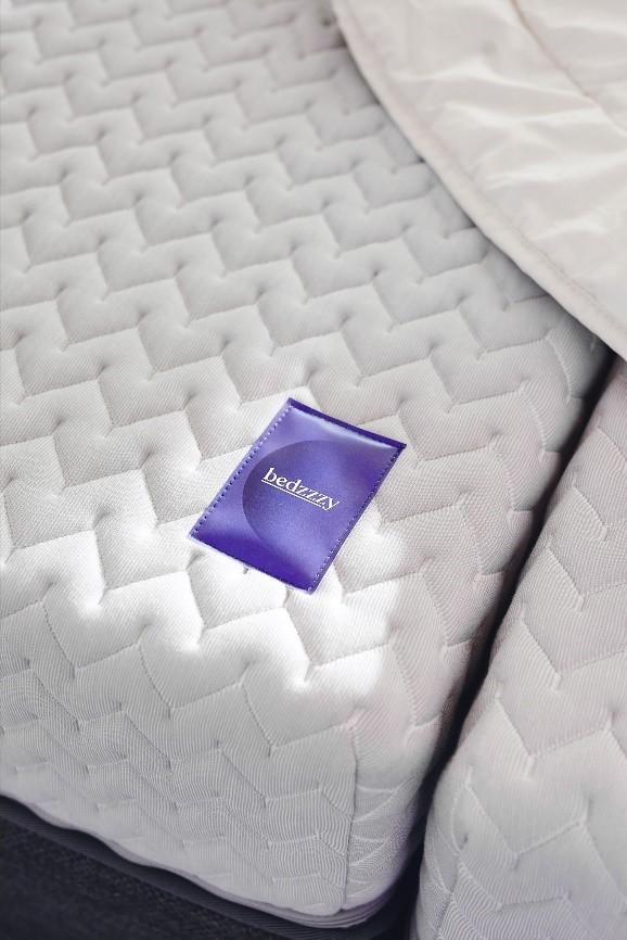 Bedzzzy - circulaire matrassen