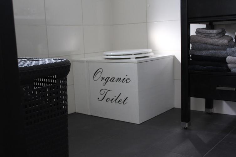 Organisch toilet van OrganicToilet.nl