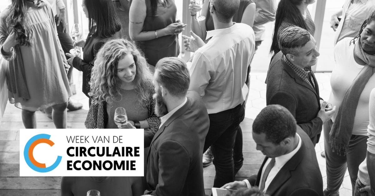 De week van de circulaire economie - organiseer een evenement!