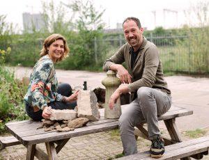 Brokkenmakers - Mirjam en Hylke